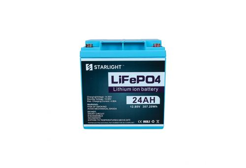 Replacement Li-Ion Battery Pack LFP12-24H