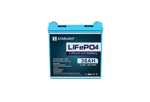 Lithium Vs SLA Battery LFP12-38