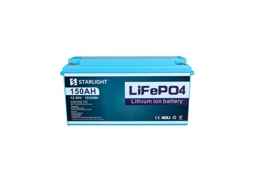 Lithium Ion Battery 12V 150AH LFP12-150