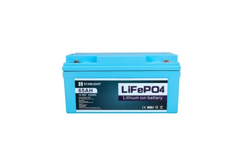 Li Ion Battery Pack 12V LFP12-65